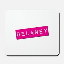 Delaney Punchtape Mousepad