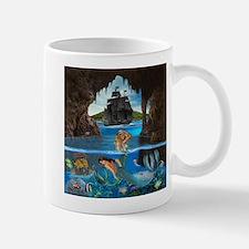 Mermaids of the Pirate Cave Mugs