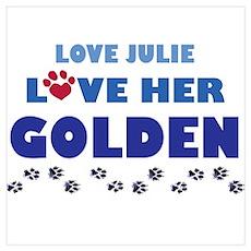 Julie Golden Poster