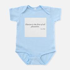 Oscar Wilde quote 24 Infant Creeper