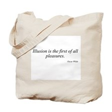Oscar Wilde quote 24 Tote Bag