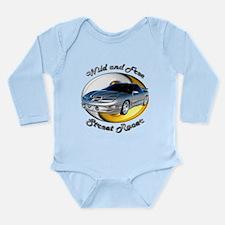 PontiacTrans Am Long Sleeve Infant Bodysuit