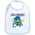 Little Monster Levi Bib