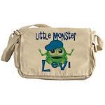 Little Monster Levi Messenger Bag