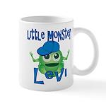Little Monster Levi Mug