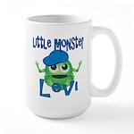 Little Monster Levi Large Mug