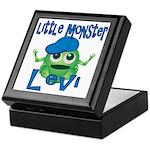 Little Monster Levi Keepsake Box