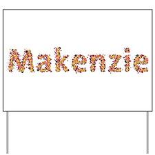 Makenzie Fiesta Yard Sign