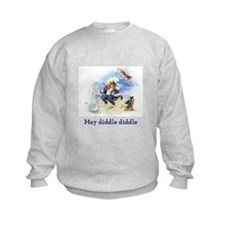 Cat and the Fiddle Sweatshirt