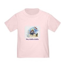 Cat and the Fiddle T