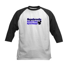 Squirrels Nature's Speed Bumps Tee