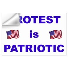 Protest is Patriotic Large Activist Wall Decal