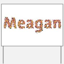 Meagan Fiesta Yard Sign