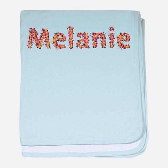 Melanie Fiesta baby blanket