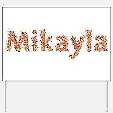 Mikayla Fiesta Yard Sign