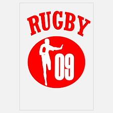 Scrum Halfs Play Rugby