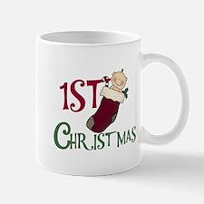 Stocking 1st Christmas Mug