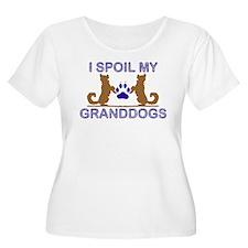 I Spoil My GrandDogs T-Shirt