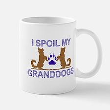 I Spoil My GrandDogs Mug