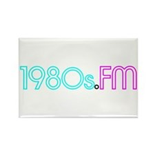 Cute 1980 Rectangle Magnet