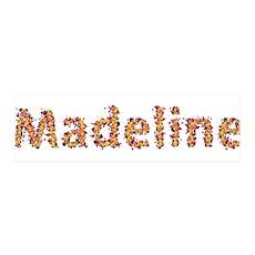 Madeline Fiesta 42x14 Wall Peel