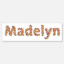 Madelyn Fiesta Bumper Bumper Bumper Sticker