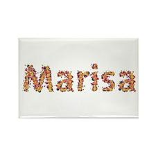 Marisa Fiesta Rectangle Magnet