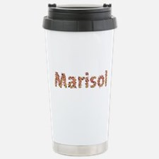 Marisol Fiesta Stainless Steel Travel Mug