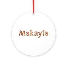 Makayla Fiesta Round Ornament