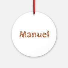 Manuel Fiesta Round Ornament