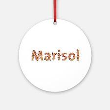 Marisol Fiesta Round Ornament