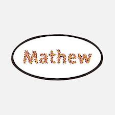 Mathew Fiesta Patch