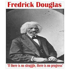 Frederick Douglas Wall Art Poster