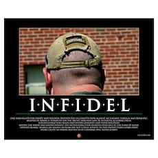 Infidel 16x20 Poster