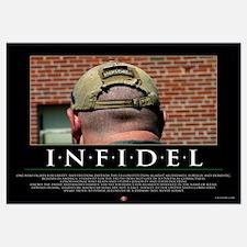 Infidel 16x20