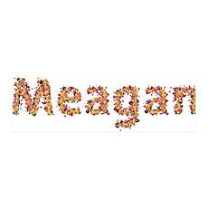Meagan Fiesta 42x14 Wall Peel