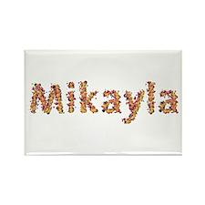 Mikayla Fiesta Rectangle Magnet