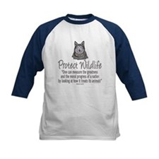 Protect Wolves Tee