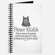 Protect Wolves Journal