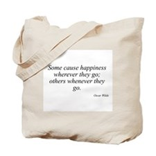 Oscar Wilde quote 88 Tote Bag