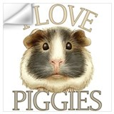 Guinea pigs Wall Decals