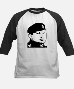 Chavez Screen Print Look Kids Baseball Jersey
