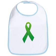 Green Ribbon Bib