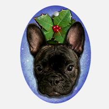 Zombie the Dog Xmas ornament