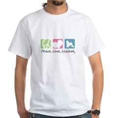Peace, Love, Löwchen Shirt