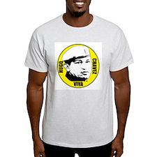 Viva Chavez Ash Grey T-Shirt