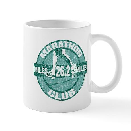 Marathon Club Mug
