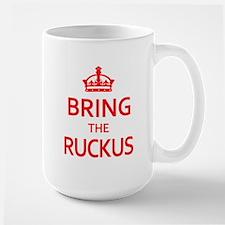 Bring the Ruckus Mug