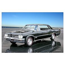 1964 Pontiac GTO Poster