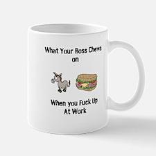 Ass Sandwich Mug